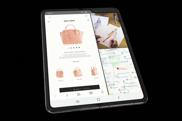 Foldgate má první oběť. Start ohebného telefonu Samsung v Asii se odkládá