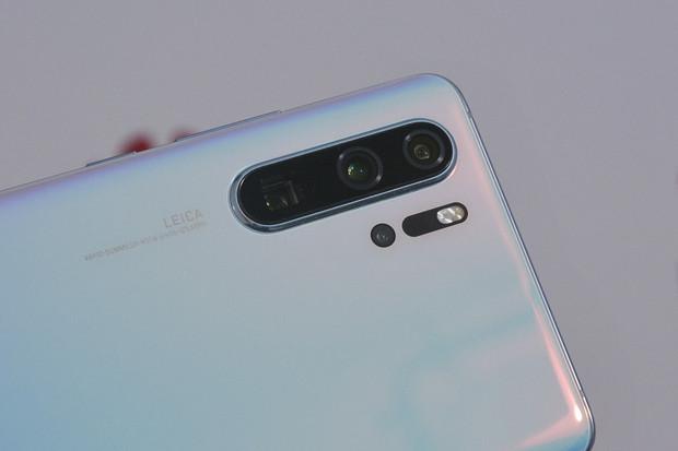 """Huawei P30 Pro s ToF senzorem dostane užitečnou aplikaci s AR  """"pravítkem"""""""