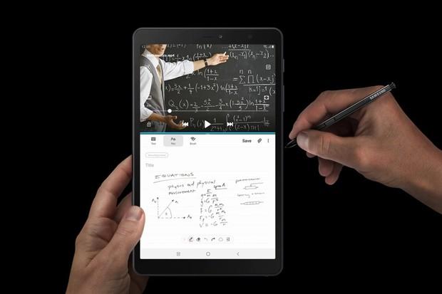 Samsung Galaxy Tab A 8.0 (2019) je základem s podporou S Pen