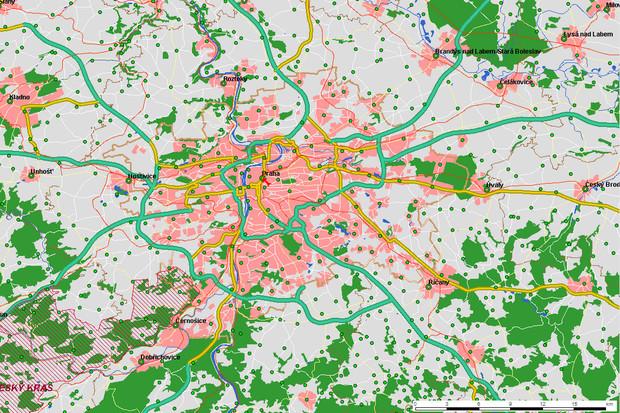S designem z roku 1999 se Mapy.cz stávají nejjednodušší mapovou aplikací na světě