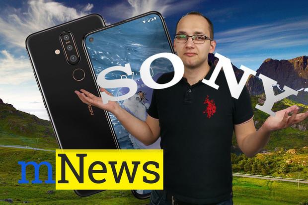 Končící Sony Mobile, představená moderní Nokia a další zprávy týdne