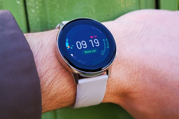 Samsung aktualizuje Galaxy Watch, Gear Sport a Gear S3 na One UI