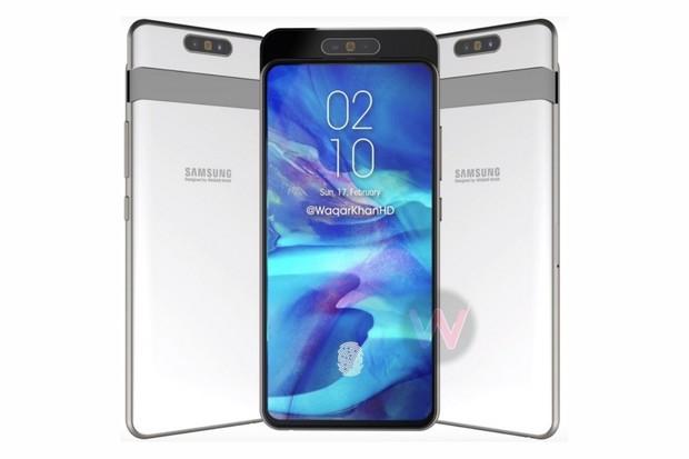 Samsung Galaxy A90 nejspíše bude A80. Ukáže se už zítra