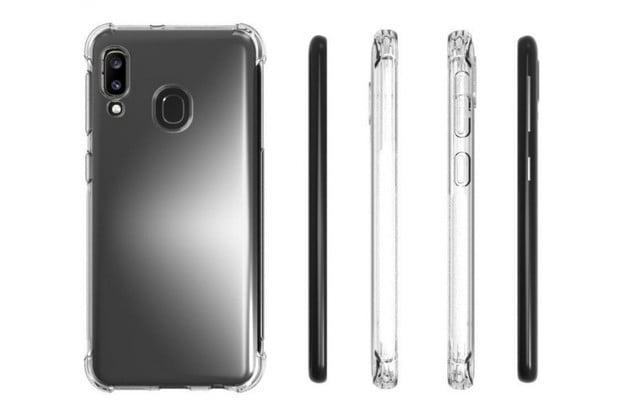 """Řada s přívlastkem """"e"""" roste. Samsung Galaxy A20e nabídne 5,8palcový displej"""