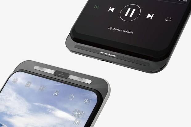 ASUS zvažuje výsuvný design pro svůj 5G telefon