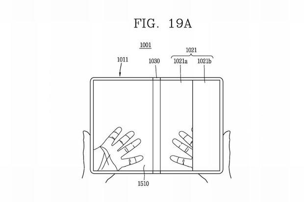 LG má patent na displej, který je nejenom ohebný, ale i průhledný