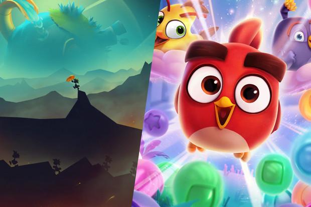 Retro Lumíci, naštvaní ptáci a další skvělé hry zdarma