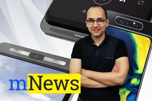 Řada novinek od Samsungu a experimentální ASUS