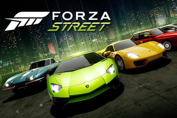 Závodní hru Forza si ještě letos zahrajeme i na chytrých telefonech