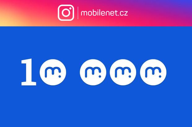 Děkujeme všem 10 tisícům odběratelů našeho Instagramu!
