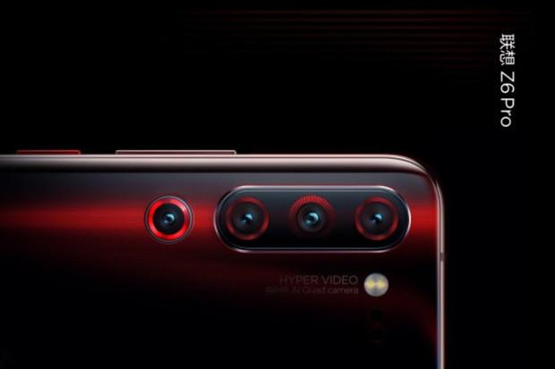 Lenovo Z6 Pro bude mít čtečku v displeji a čtveřici fotoaparátů