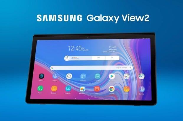 Americký operátor prozradil chystaný obří tablet Samsung Galaxy View2