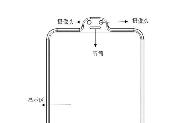 """Xiaomi si nechalo patentovat obrácený """"notch"""""""