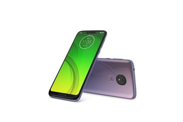 Motorola Moto G7 Power v nové barvě Ice Violet dorazila do ČR