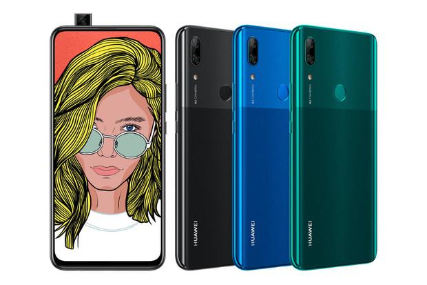 Huawei P smart Z spatřen na stránkách Amazonu. Cenovka bude vyšší, než se čekalo