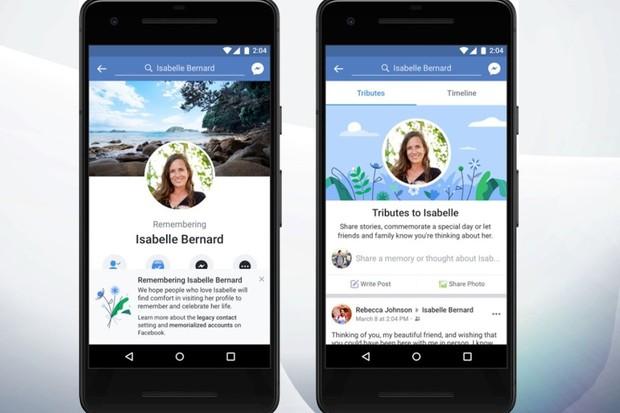 Za padesát let může být na Facebooku více mrtvých než živých