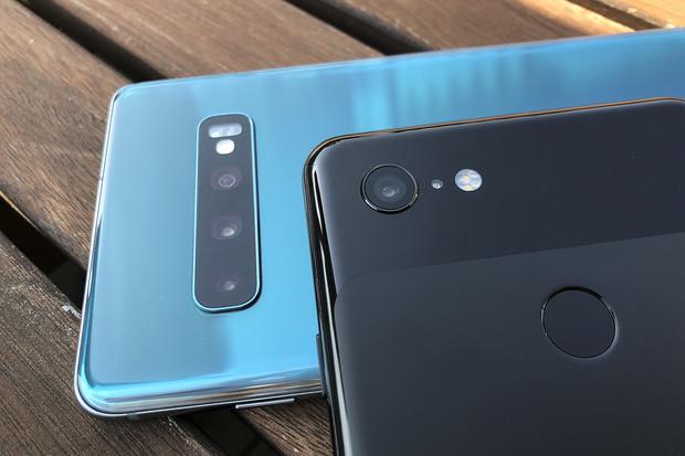 Google Pixel 3 XL vs. Samsung Galaxy S10+. Jak dopadl noční fotoduel po aktualizaci?