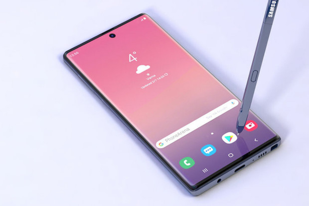 Samsung Galaxy Note10 chce oslnit ultravýkonným 50W nabíjením a rychlým úložištěm