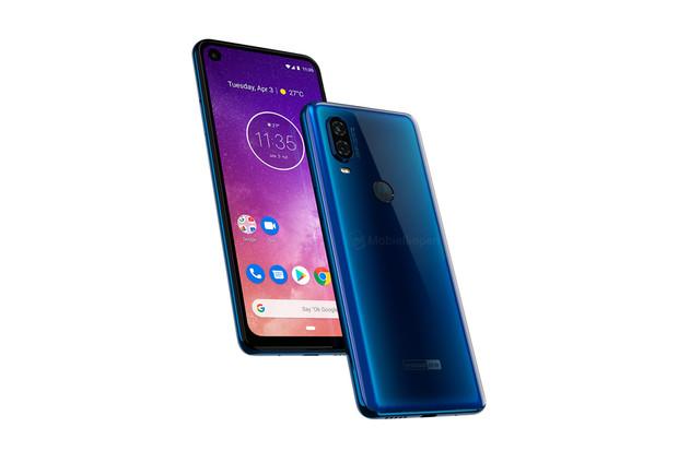 Motorola One Vision (P40) odhalena v celé své kráse, podívejte se