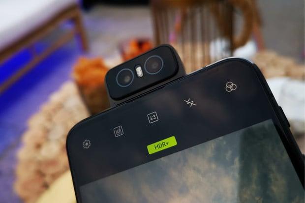 ASUS ZenFone 6 se stal podle DxOMark absolutním vítězem v kategorii selfie fotografií