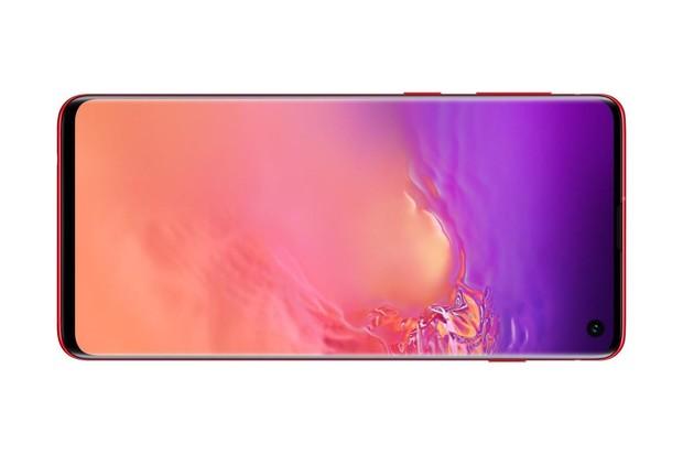 Samsung zřejmě chystá červenou variantu Galaxy S10 a S10+