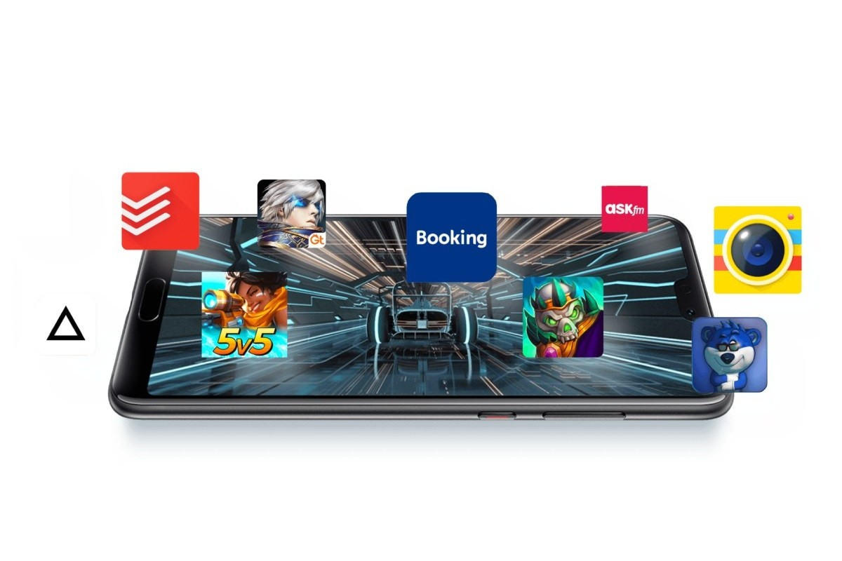 Huawei nelení a řeší náhradu obchodu Play od Googlu. Ve hře je Aptoide