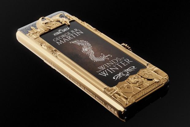 Luxusní edice ohebného Galaxy Fold na motivy Hry o trůny stojí skoro čtvrt milionu