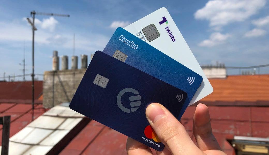 Inovativní platební metody: srovnání Twista, Revolutu a Curve