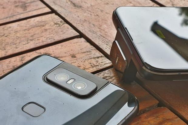 Otočný, nebo fixní na zádech? Porovnejte fotoaparáty ASUSu ZenFone 6 a Galaxy S10+