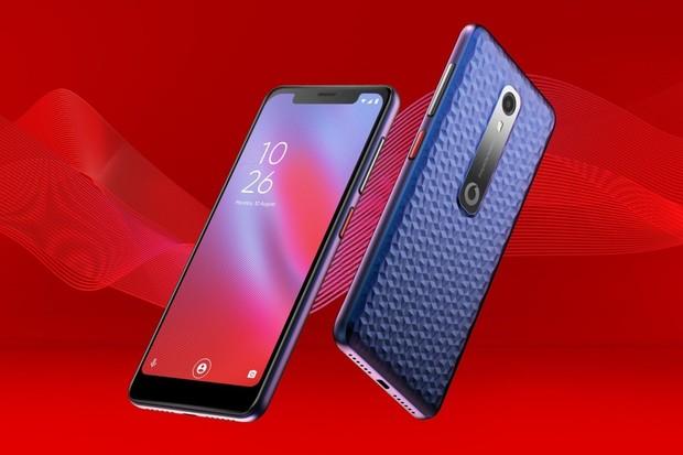 Nový Vodafone Smart N10 je příkladem, jak by neměl výřez vypadat