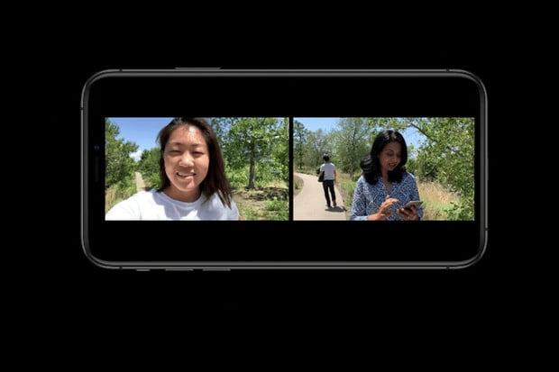 iOS 13 a iPadOS dostávají podporu duálního videa