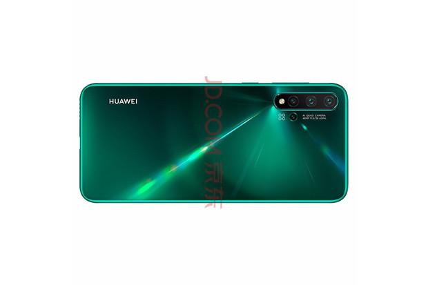 Bude to velká rodina. Huawei chystá představit i novu 5 Pro se 4 fotoaparáty