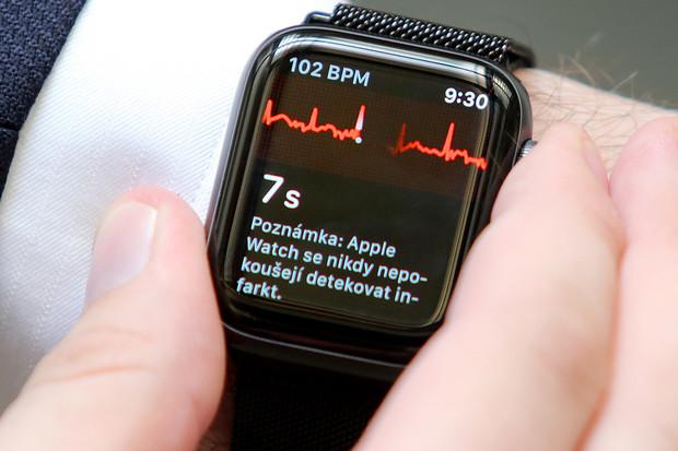 Apple Watch Series 6 mají nabídnout vyšší výkon i odolnost