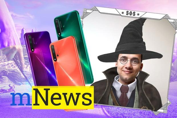 Svět Harryho Pottera, neomezená data a měna od Facebooku