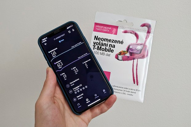 T-Mobile oznámil regulaci rychlosti neomezených dat v roamingu