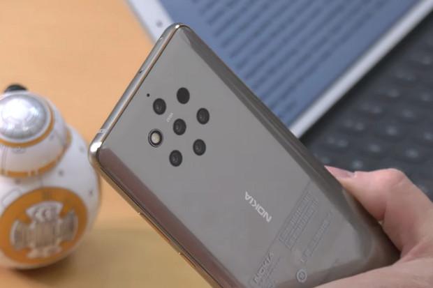 Na internetu se objevila šedá Nokia 9 PureView, ale k prodeji nebude