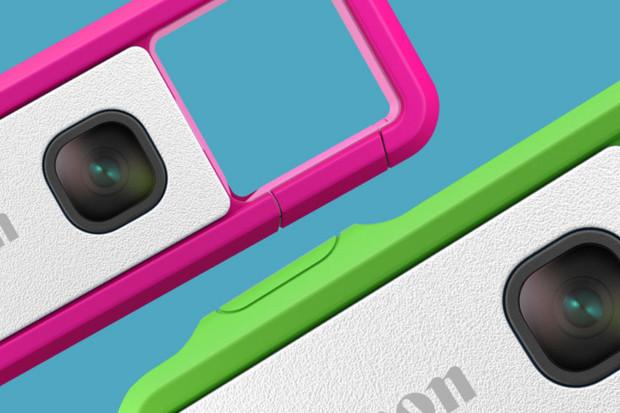 Odolná kamerka Canon IVY REC zkusí své štěstí na platformě Indiegogo