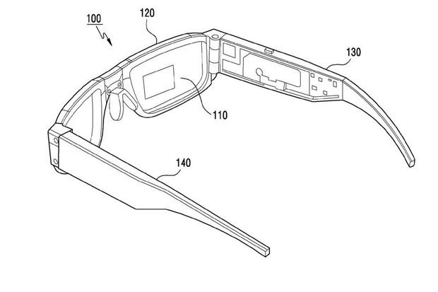 Bude mít Samsung chytré brýle? Zatím má alespoň patent
