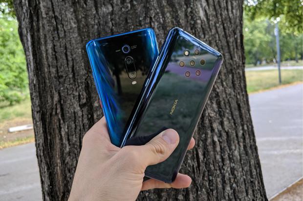 Uhádnete, jak dopadl fotoduel Xiaomi Mi 9T vs. Nokia 9 PureView?
