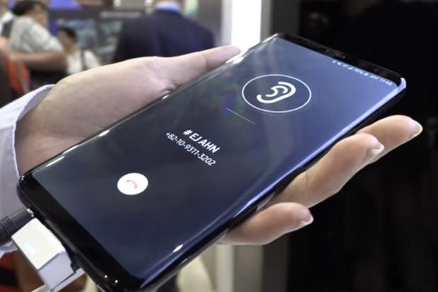 Podívejte se, jak by mohly budoucí Samsungy tvořit zvuk pomocí displeje