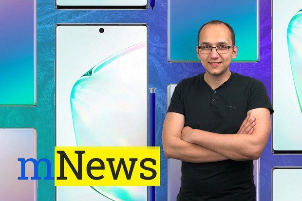 Známe podobu Galaxy Note10 i ROG Phone 2