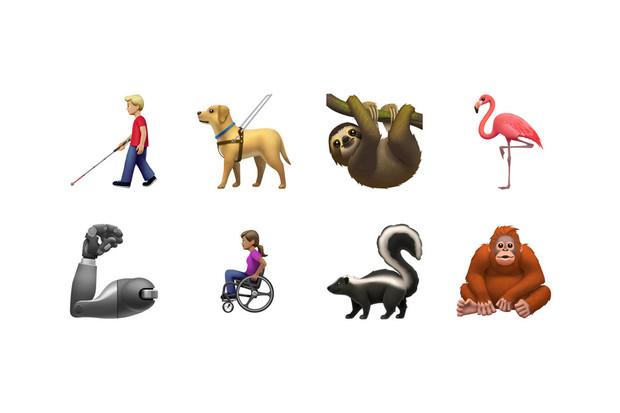 Apple na podzim nasadí nové Emoji. Přibudou další zvířátka či oblečení
