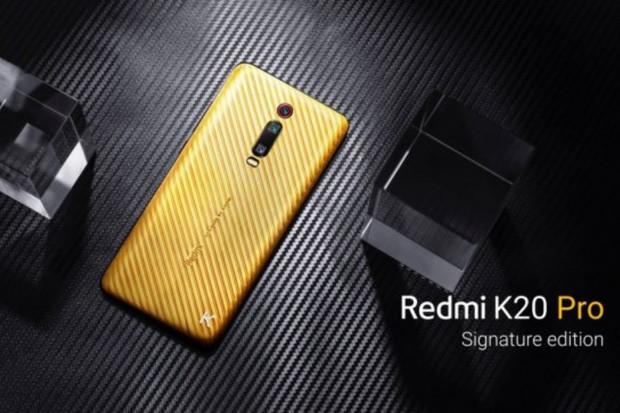 Luxusní Redmi K20 Pro Signature Edition šokuje cenou i použitými materiály