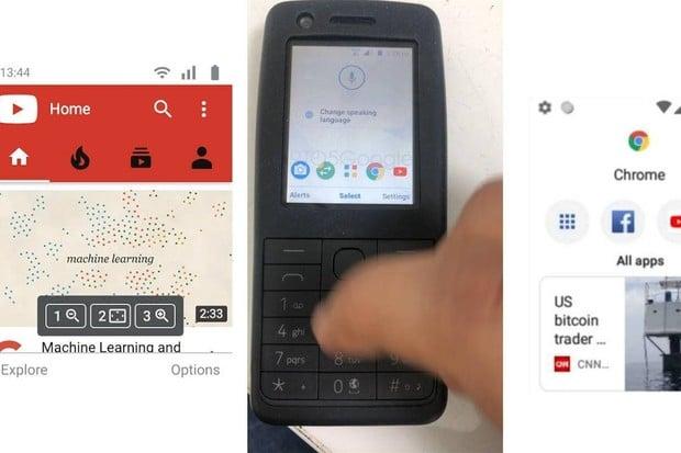 Klasická klávesnice a Android? Překvapivý telefon možná kuchtí Nokia