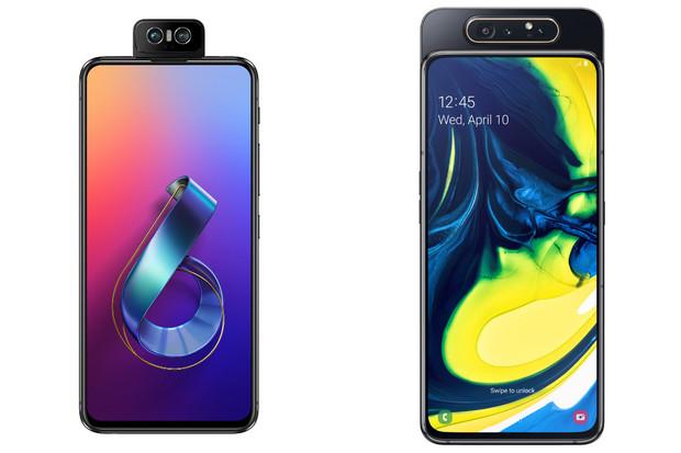 Prohlédněte si, jak dopadl noční fotoduel Samsung Galaxy A80 vs. ASUS ZenFone 6