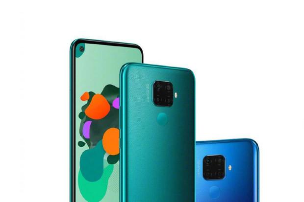 V Číně představený Huawei nova 5i Pro by se u nás mohl prodávat jako Mate 30 Lite
