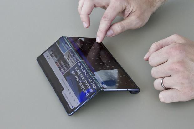 Ohebný Huawei Mate X obdrží fotoaparáty zP30 Pro a zbrusu nový Kirin 990