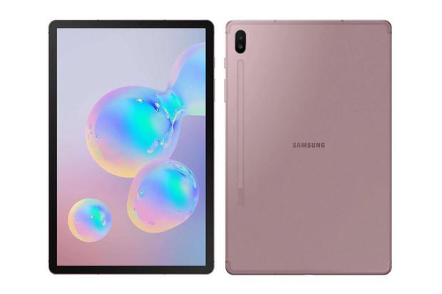 Samsung Galaxy Tab S6 se stal prvním tabletem nasvětě s HDR10+ displejem