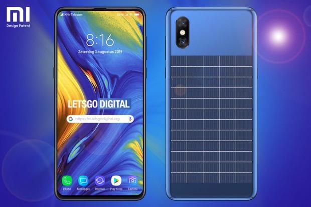 Xiaomi si patentovalo smartphone na solární pohon. Utopie, nebo realita?