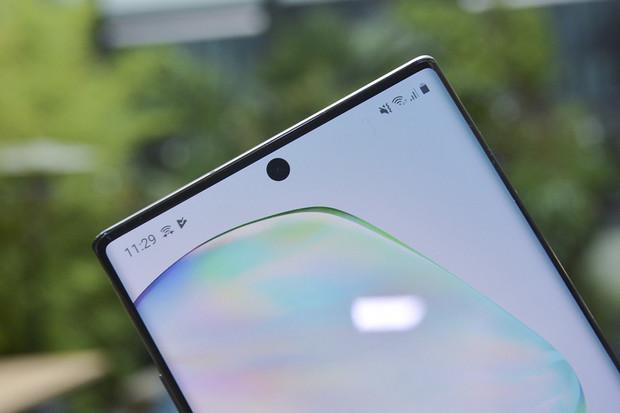 Samsung vypouští první aktualizaci pro Galaxy Note10+ a Note10